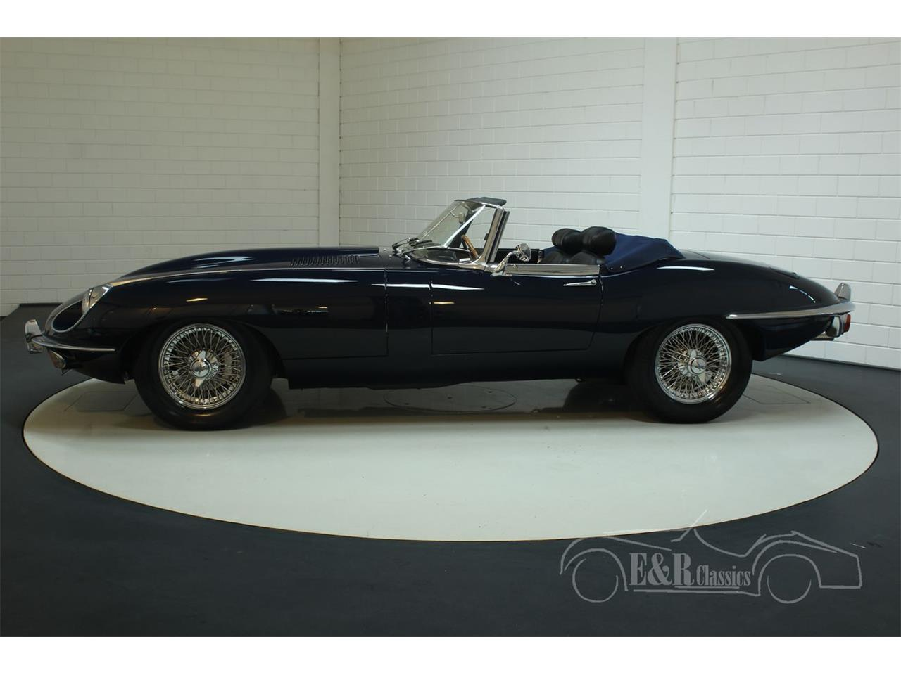 Large Picture of 1969 Jaguar E-Type located in Noord-Brabant - $139,400.00 Offered by E & R Classics - Q45K