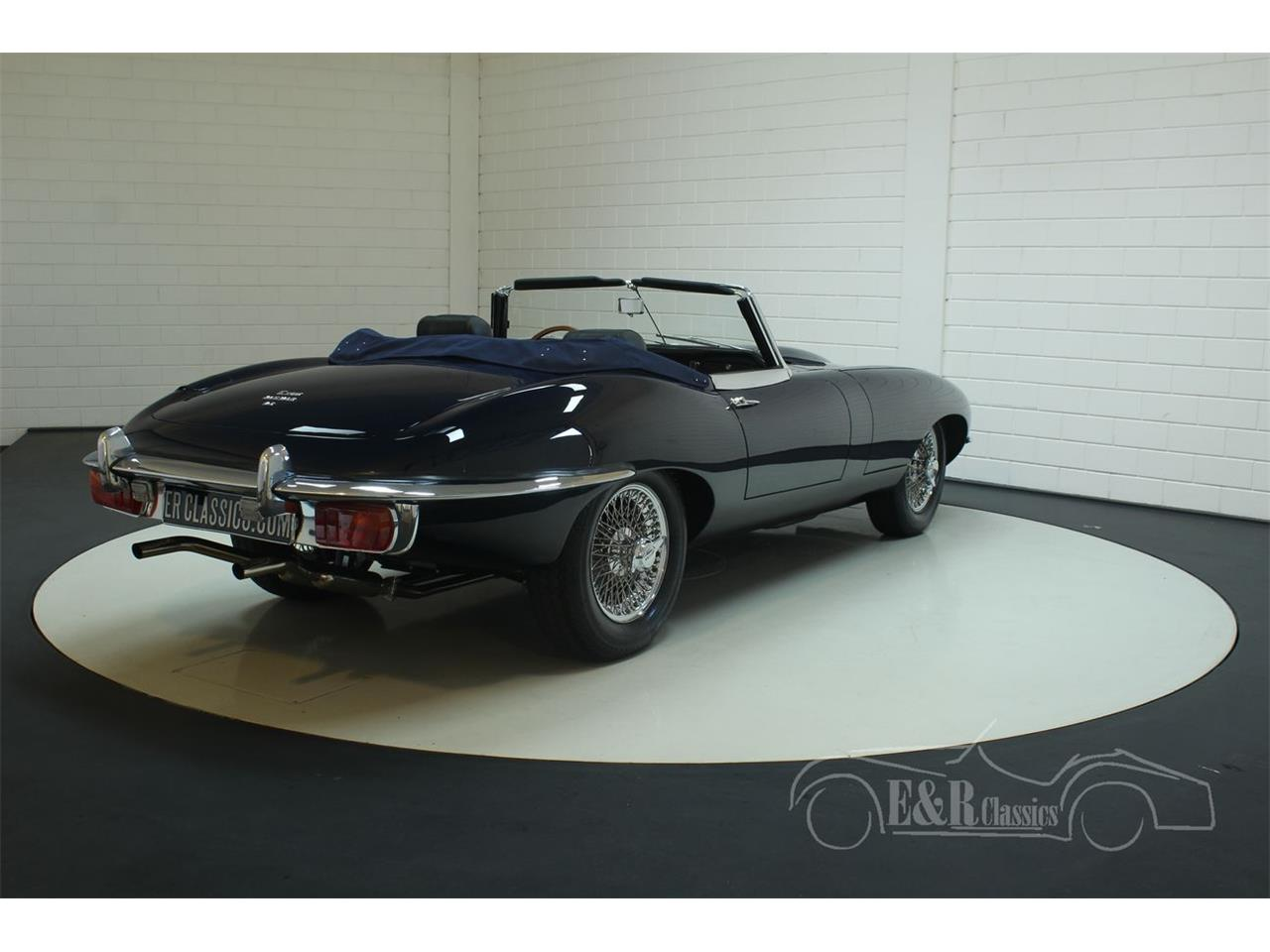 Large Picture of Classic 1969 E-Type located in Noord-Brabant - Q45K