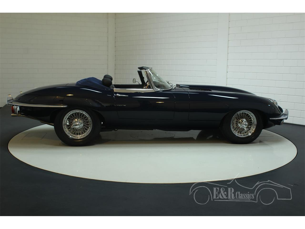 Large Picture of Classic '69 E-Type Offered by E & R Classics - Q45K