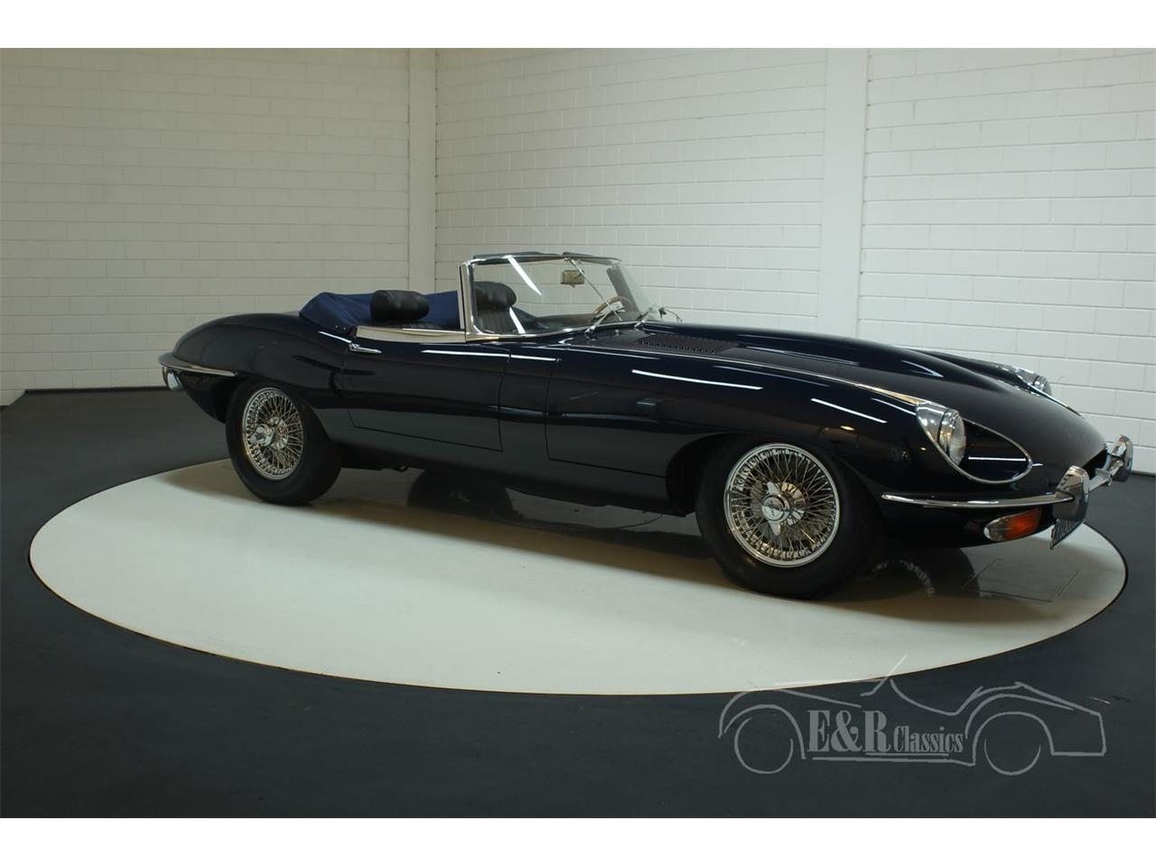 Large Picture of 1969 Jaguar E-Type located in Waalwijk Noord-Brabant Offered by E & R Classics - Q45K