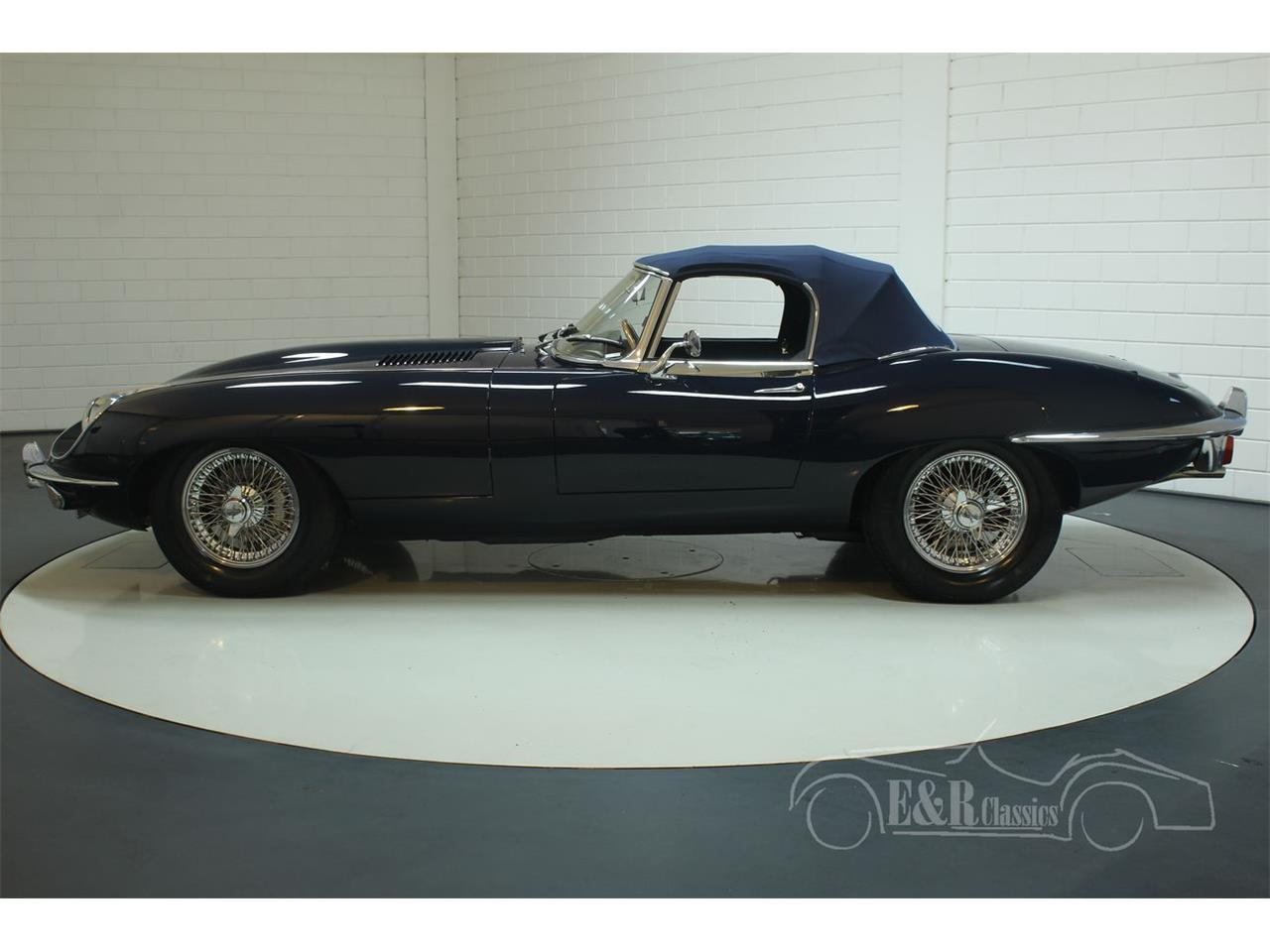 Large Picture of Classic '69 E-Type located in Waalwijk Noord-Brabant Offered by E & R Classics - Q45K