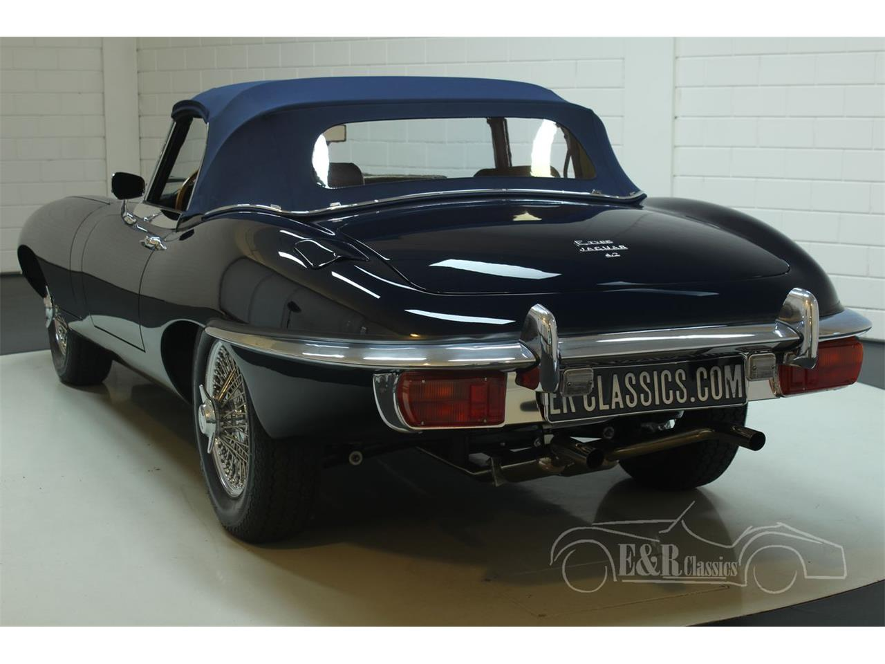 Large Picture of Classic '69 E-Type located in Noord-Brabant Offered by E & R Classics - Q45K