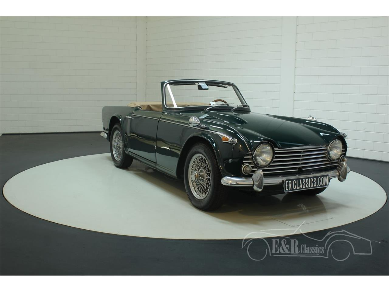 Large Picture of Classic '67 TR4 located in Noord-Brabant - Q45O