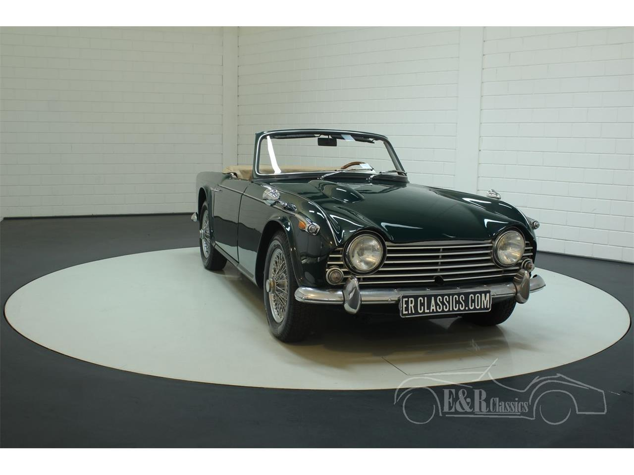 Large Picture of Classic 1967 TR4 - $55,750.00 - Q45O