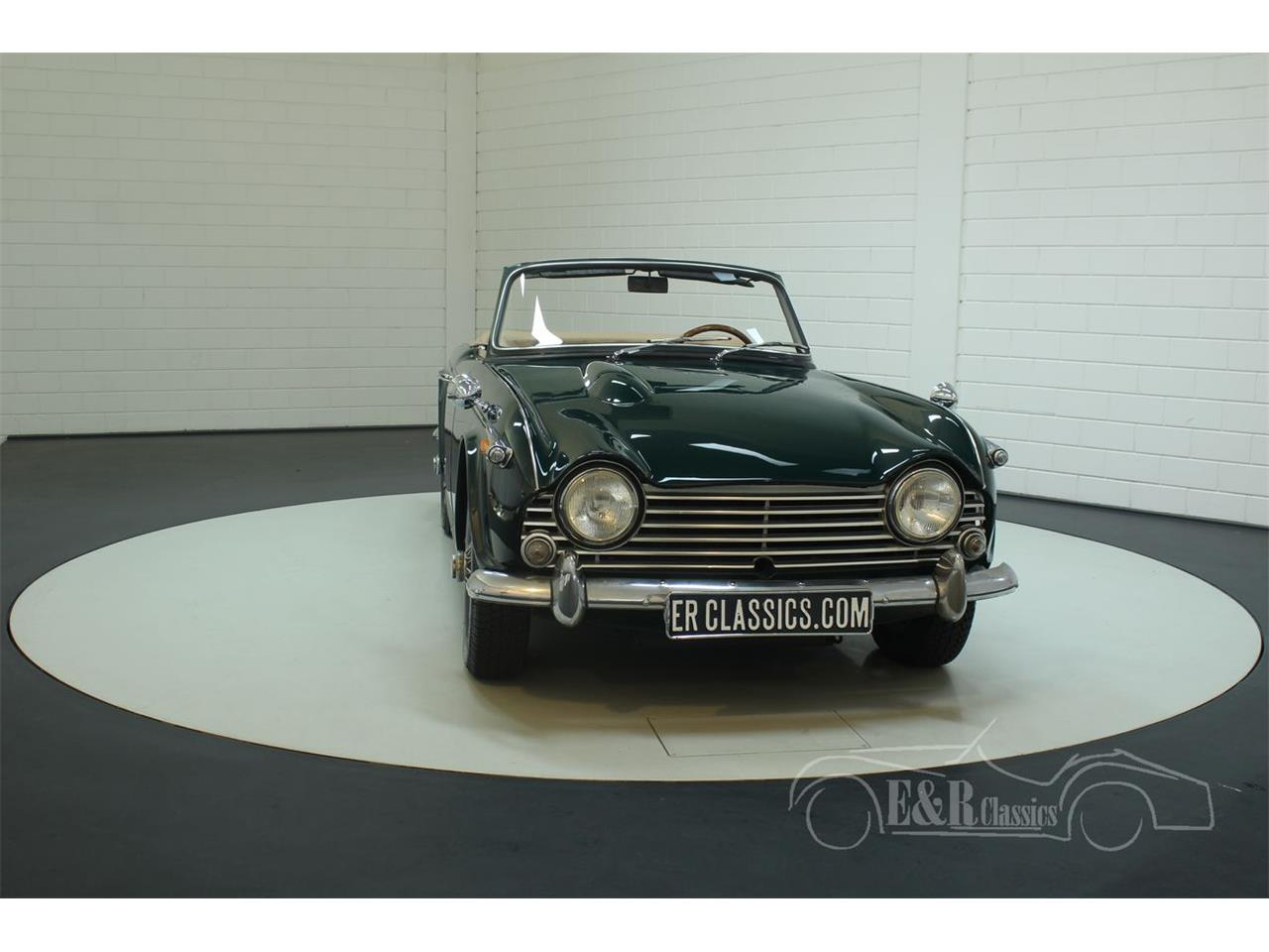 Large Picture of Classic 1967 TR4 located in Noord-Brabant - Q45O