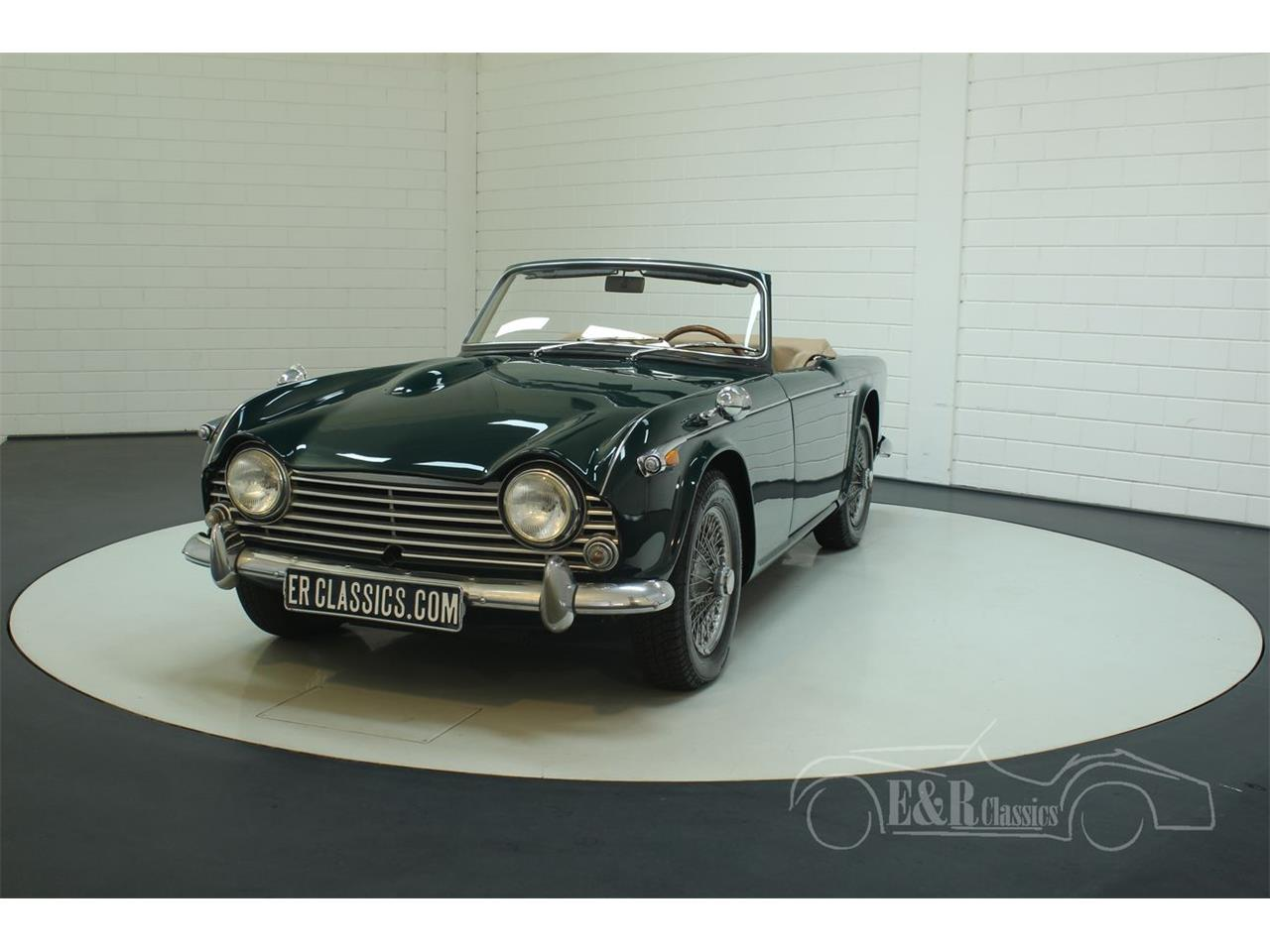 Large Picture of '67 TR4 - Q45O