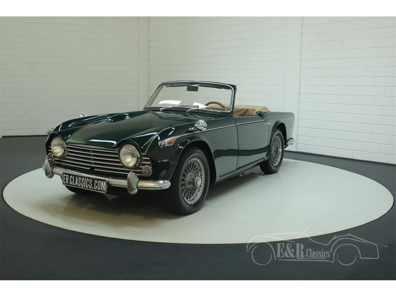 Large Picture of '67 TR4 located in Noord-Brabant - $55,750.00 Offered by E & R Classics - Q45O