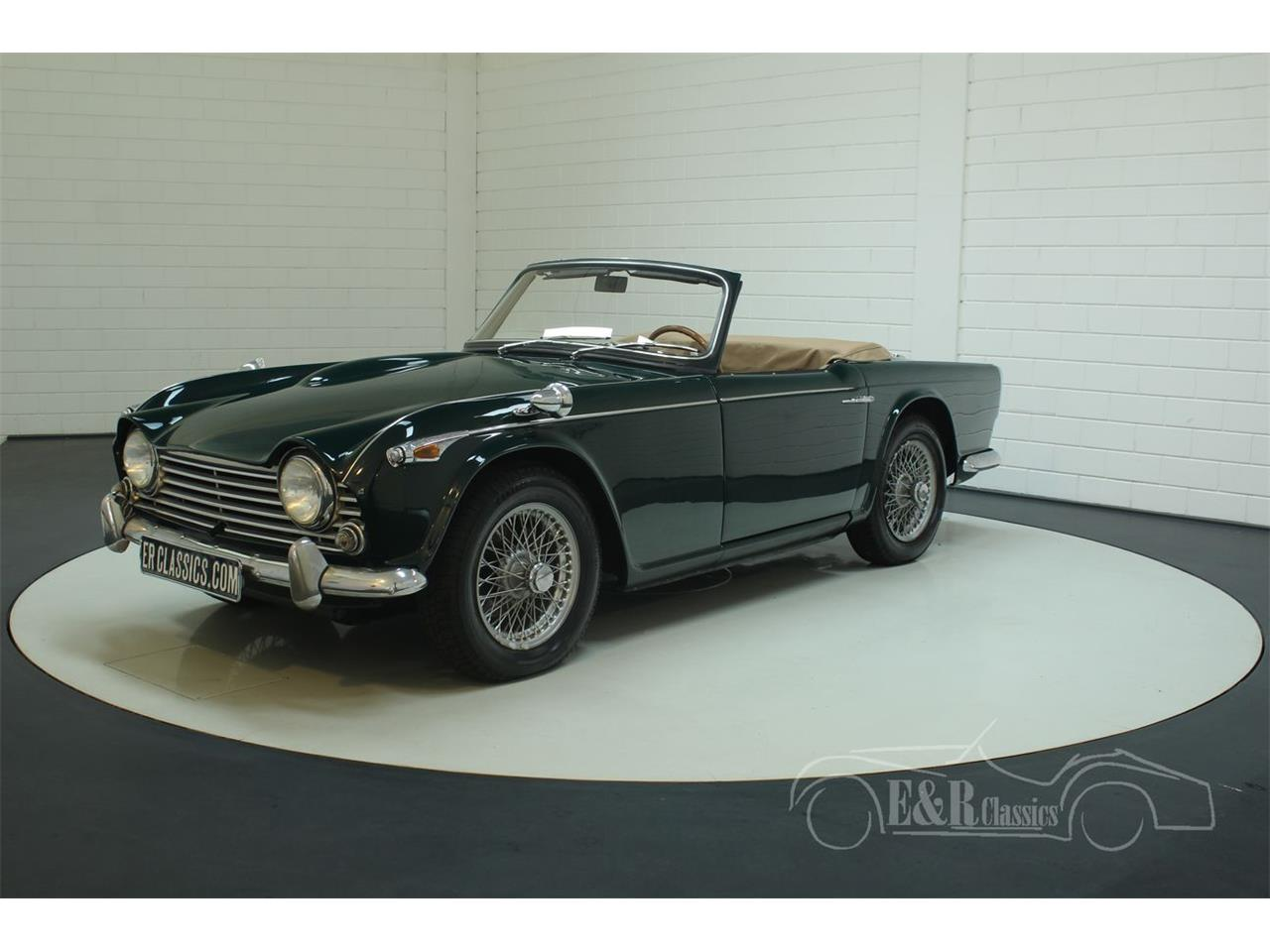 Large Picture of 1967 Triumph TR4 located in Noord-Brabant - Q45O