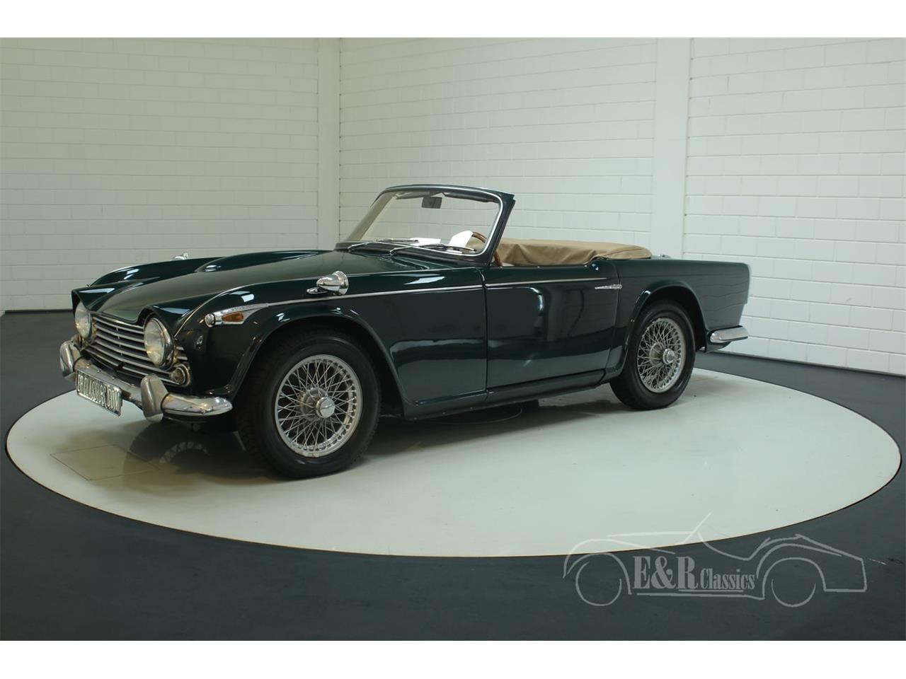 Large Picture of 1967 TR4 located in Noord-Brabant Offered by E & R Classics - Q45O