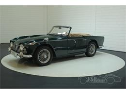 Picture of '67 Triumph TR4 located in Noord-Brabant - $55,750.00 Offered by E & R Classics - Q45O