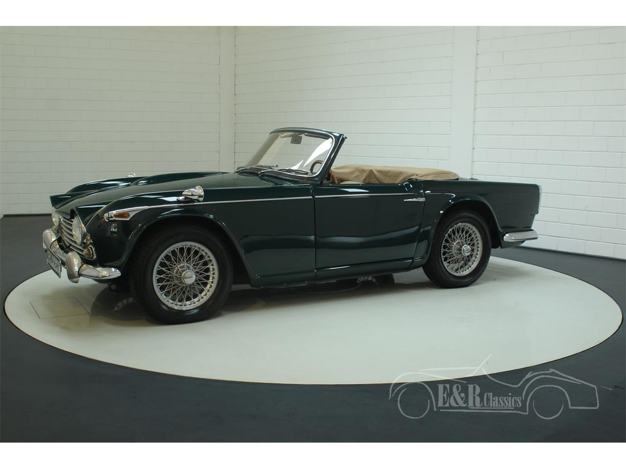 Large Picture of Classic '67 TR4 Offered by E & R Classics - Q45O