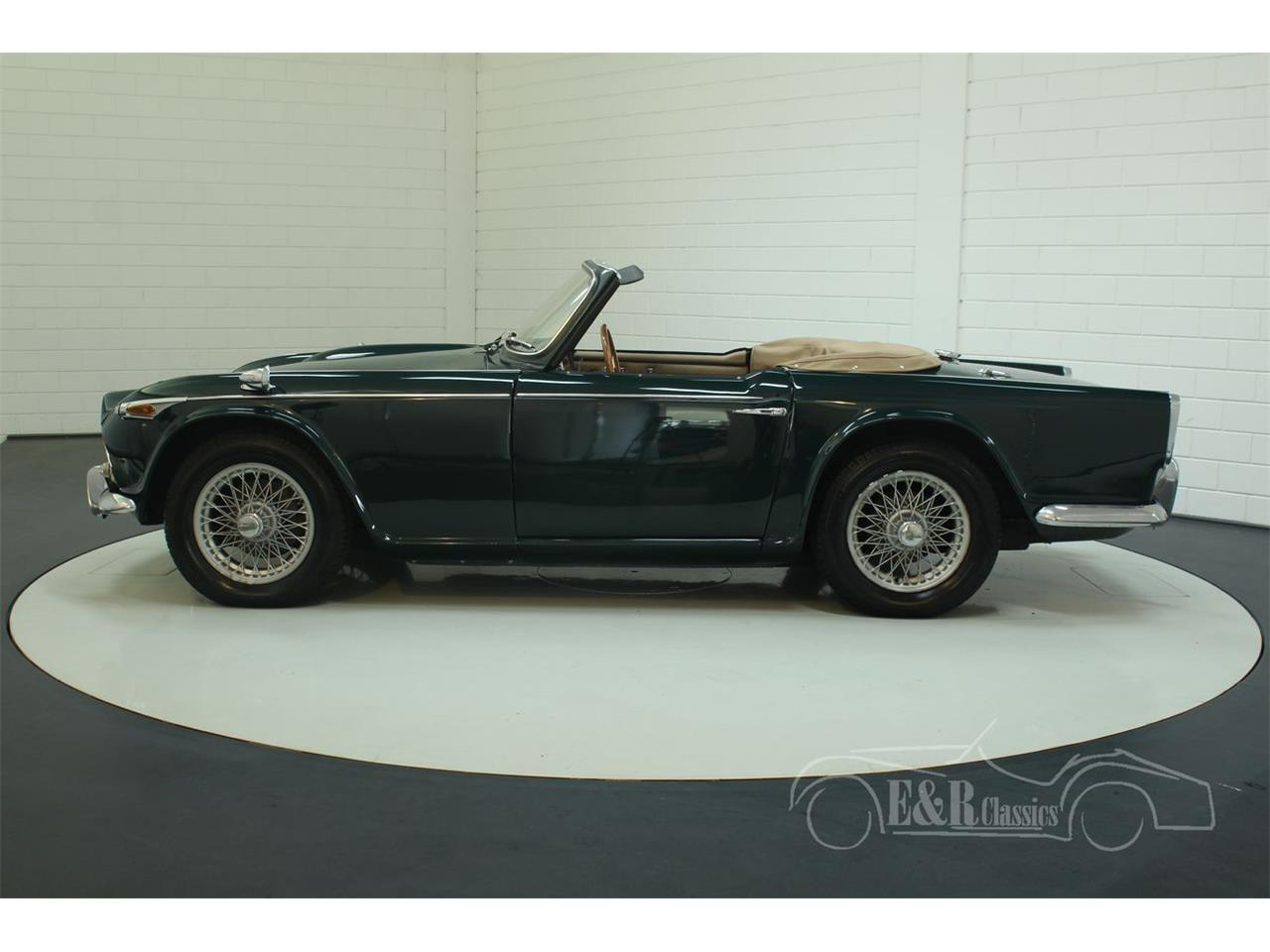 Large Picture of Classic 1967 TR4 located in Waalwijk Noord-Brabant - $55,750.00 Offered by E & R Classics - Q45O