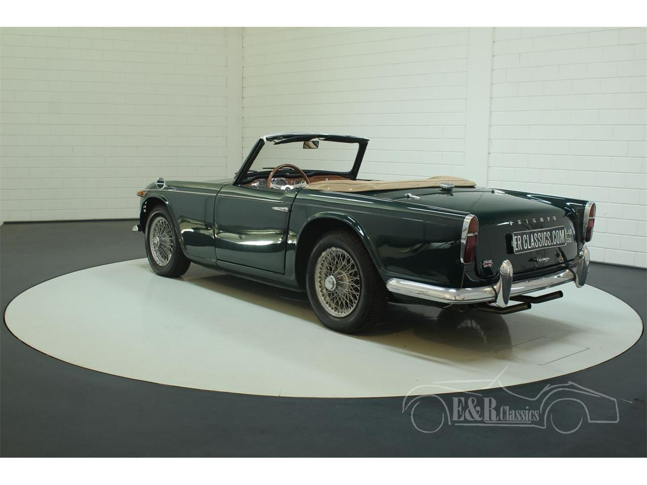 Large Picture of '67 TR4 - $55,750.00 - Q45O