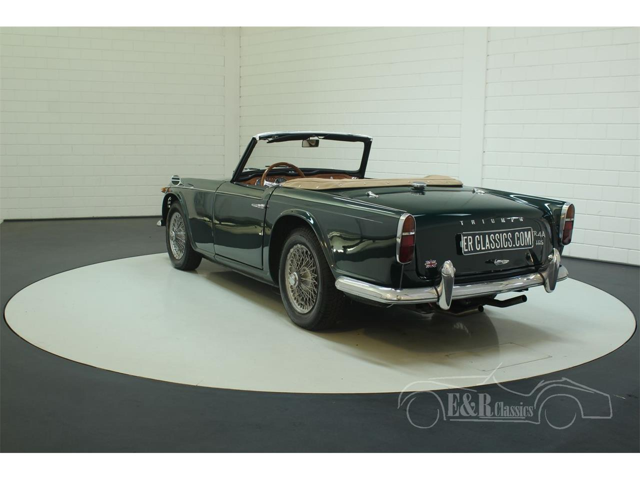Large Picture of Classic 1967 TR4 Offered by E & R Classics - Q45O