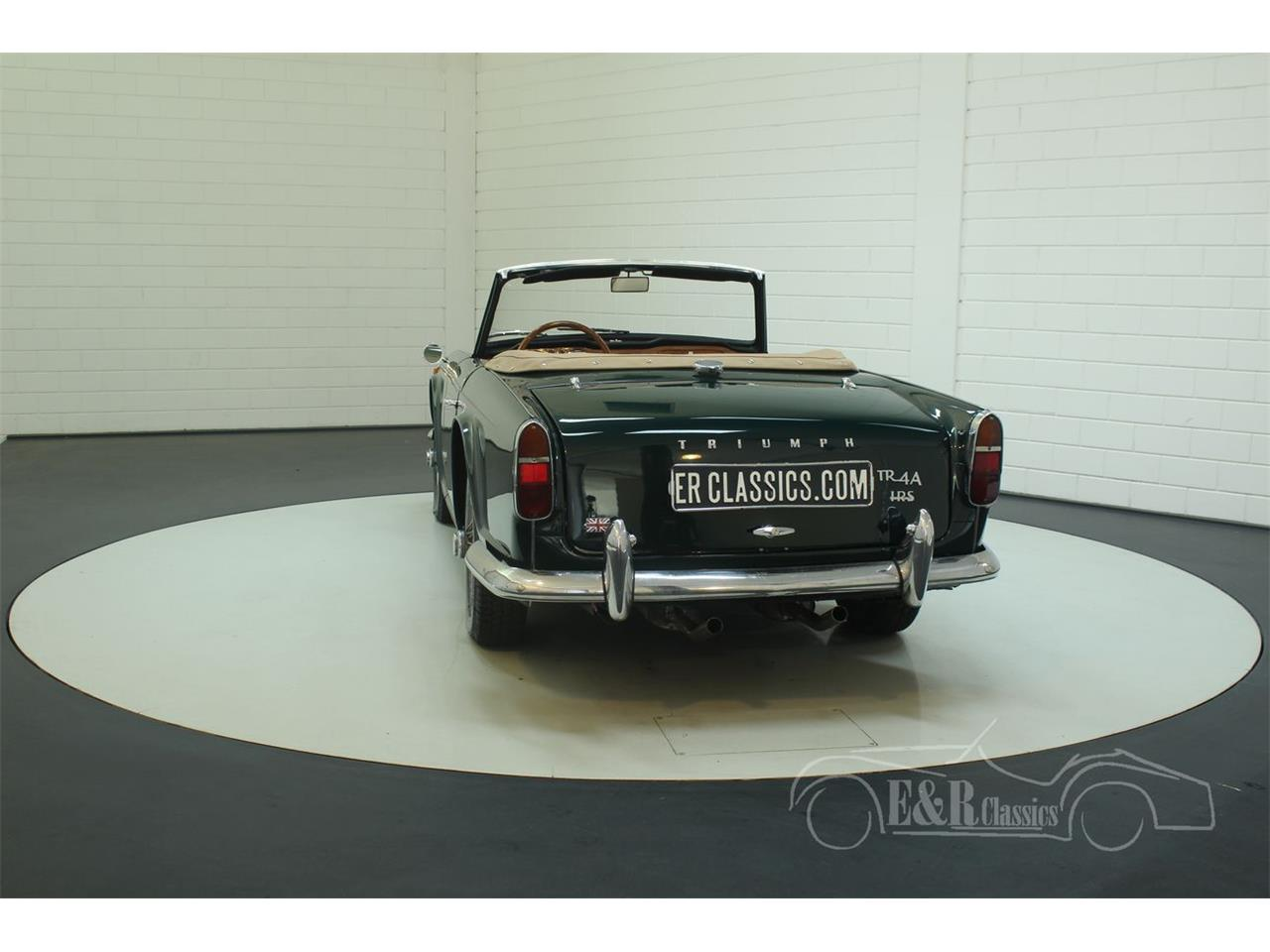 Large Picture of '67 TR4 Offered by E & R Classics - Q45O
