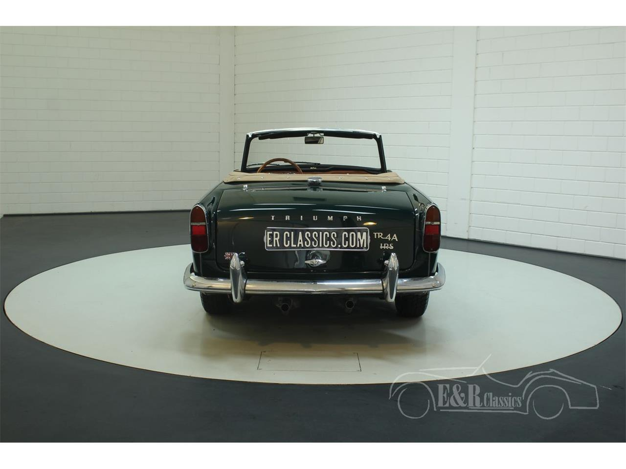 Large Picture of '67 Triumph TR4 located in Noord-Brabant Offered by E & R Classics - Q45O