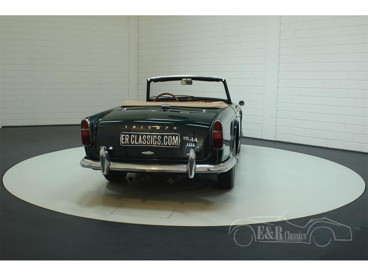 Large Picture of Classic 1967 Triumph TR4 Offered by E & R Classics - Q45O