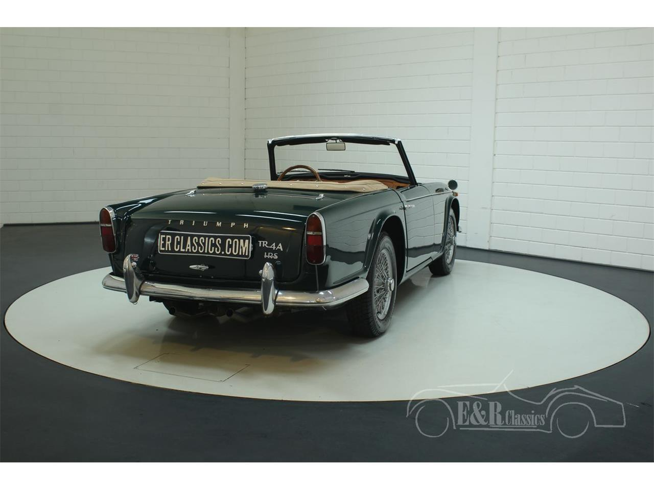 Large Picture of Classic '67 Triumph TR4 located in Waalwijk Noord-Brabant - $55,750.00 - Q45O