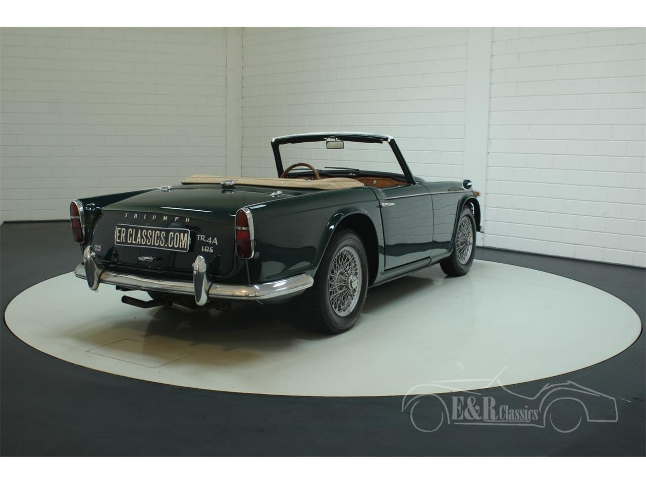 Large Picture of '67 Triumph TR4 located in Waalwijk Noord-Brabant - Q45O