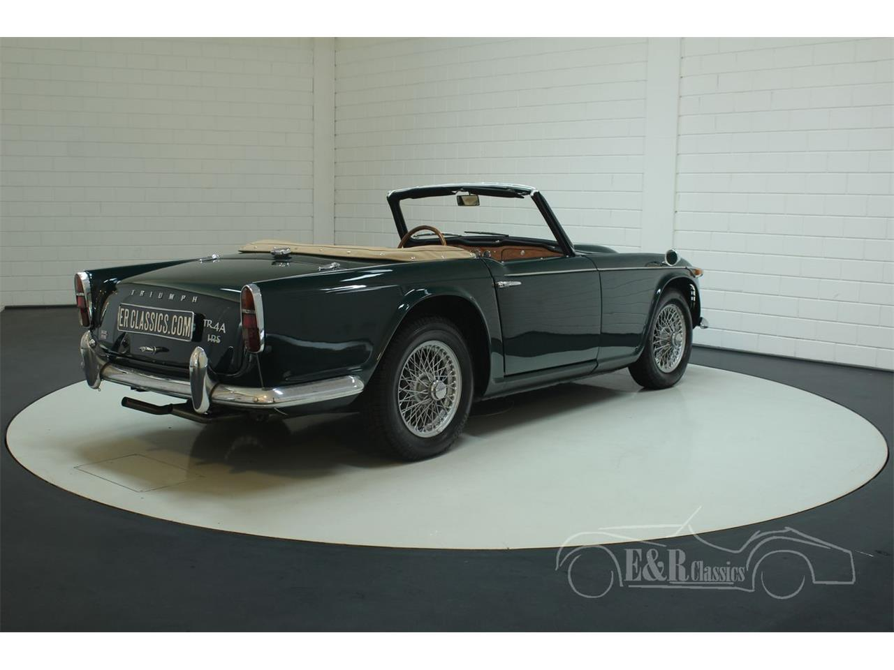 Large Picture of Classic '67 Triumph TR4 located in Noord-Brabant - $55,750.00 Offered by E & R Classics - Q45O