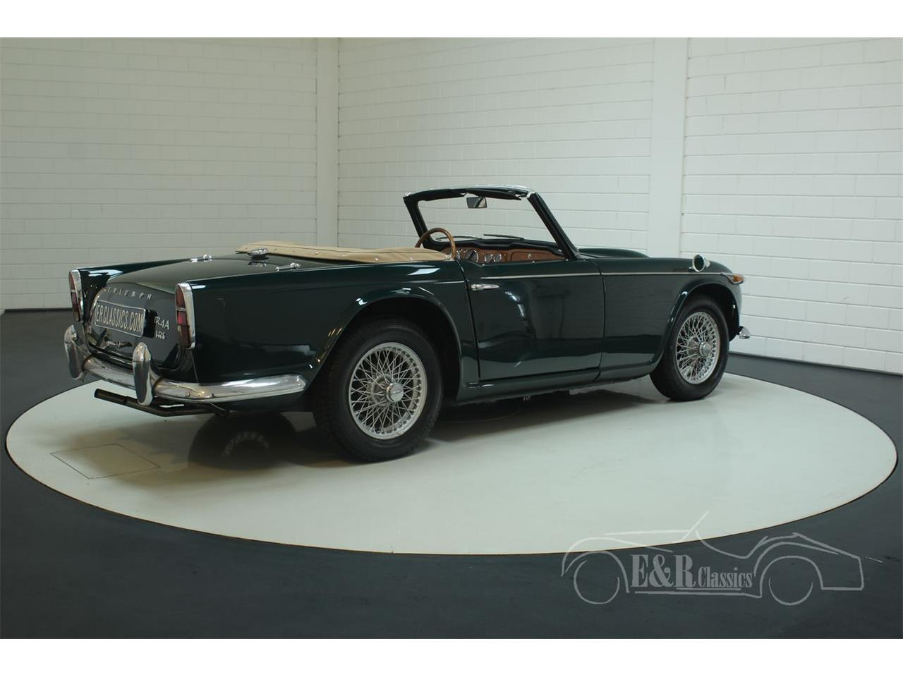 Large Picture of Classic '67 TR4 located in Noord-Brabant - $55,750.00 - Q45O