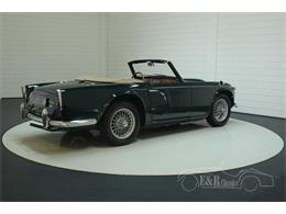 Picture of Classic 1967 Triumph TR4 located in Waalwijk Noord-Brabant - $55,750.00 Offered by E & R Classics - Q45O
