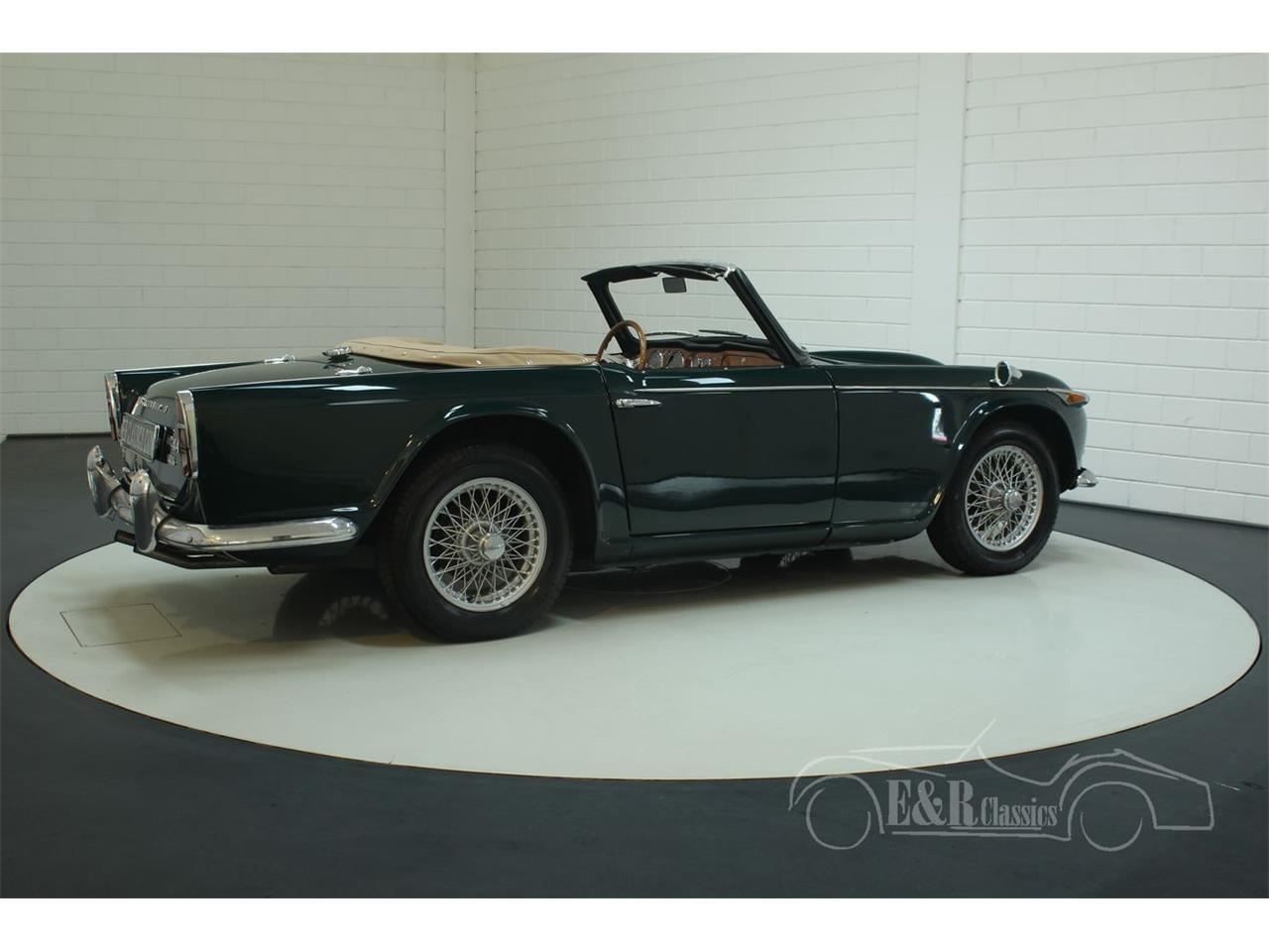 Large Picture of '67 Triumph TR4 located in Waalwijk Noord-Brabant - $55,750.00 Offered by E & R Classics - Q45O