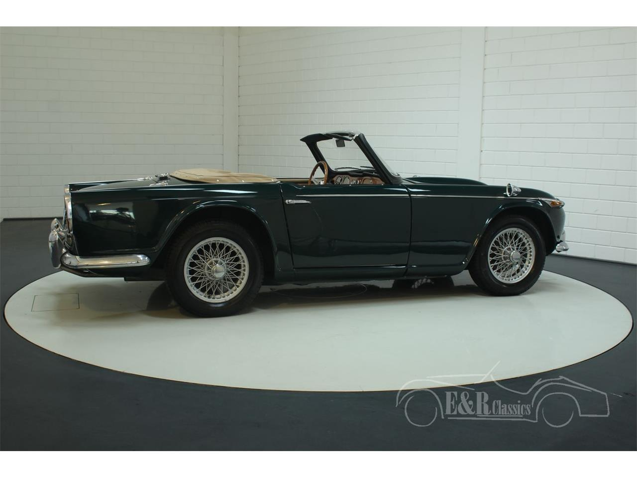 Large Picture of 1967 TR4 located in Waalwijk Noord-Brabant Offered by E & R Classics - Q45O