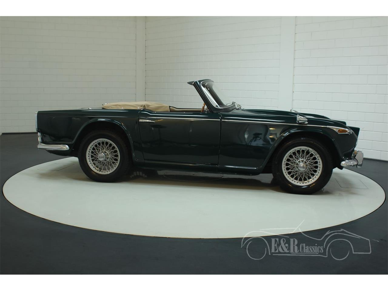 Large Picture of Classic '67 TR4 located in Waalwijk Noord-Brabant - $55,750.00 Offered by E & R Classics - Q45O
