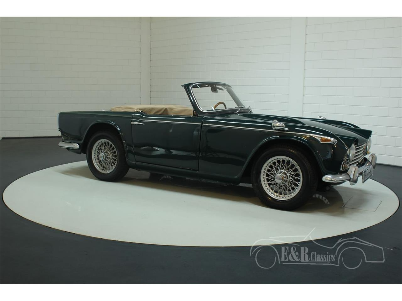 Large Picture of Classic 1967 TR4 - $55,750.00 Offered by E & R Classics - Q45O