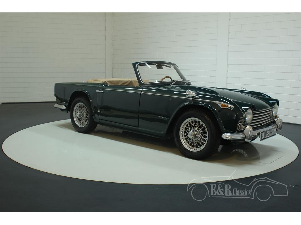 Large Picture of Classic '67 Triumph TR4 Offered by E & R Classics - Q45O