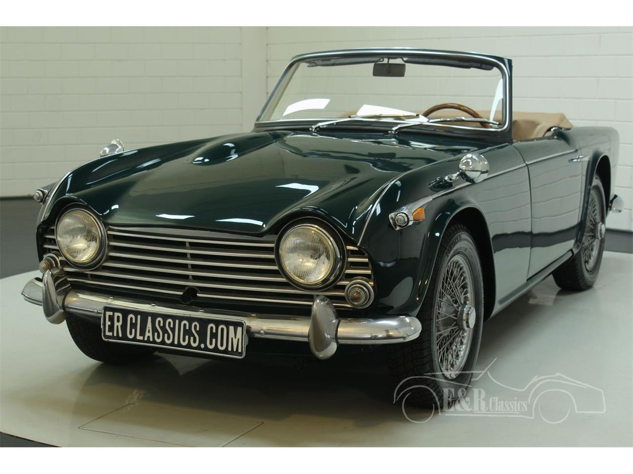 Large Picture of Classic 1967 TR4 located in Waalwijk Noord-Brabant - Q45O