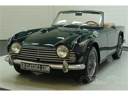 Picture of Classic 1967 Triumph TR4 located in Noord-Brabant Offered by E & R Classics - Q45O