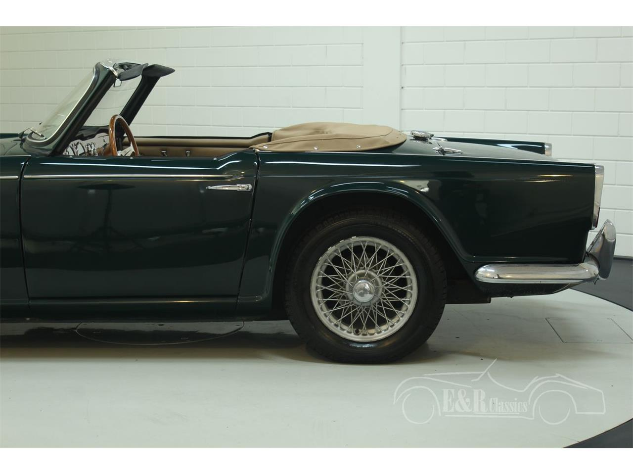 Large Picture of '67 Triumph TR4 - $55,750.00 Offered by E & R Classics - Q45O