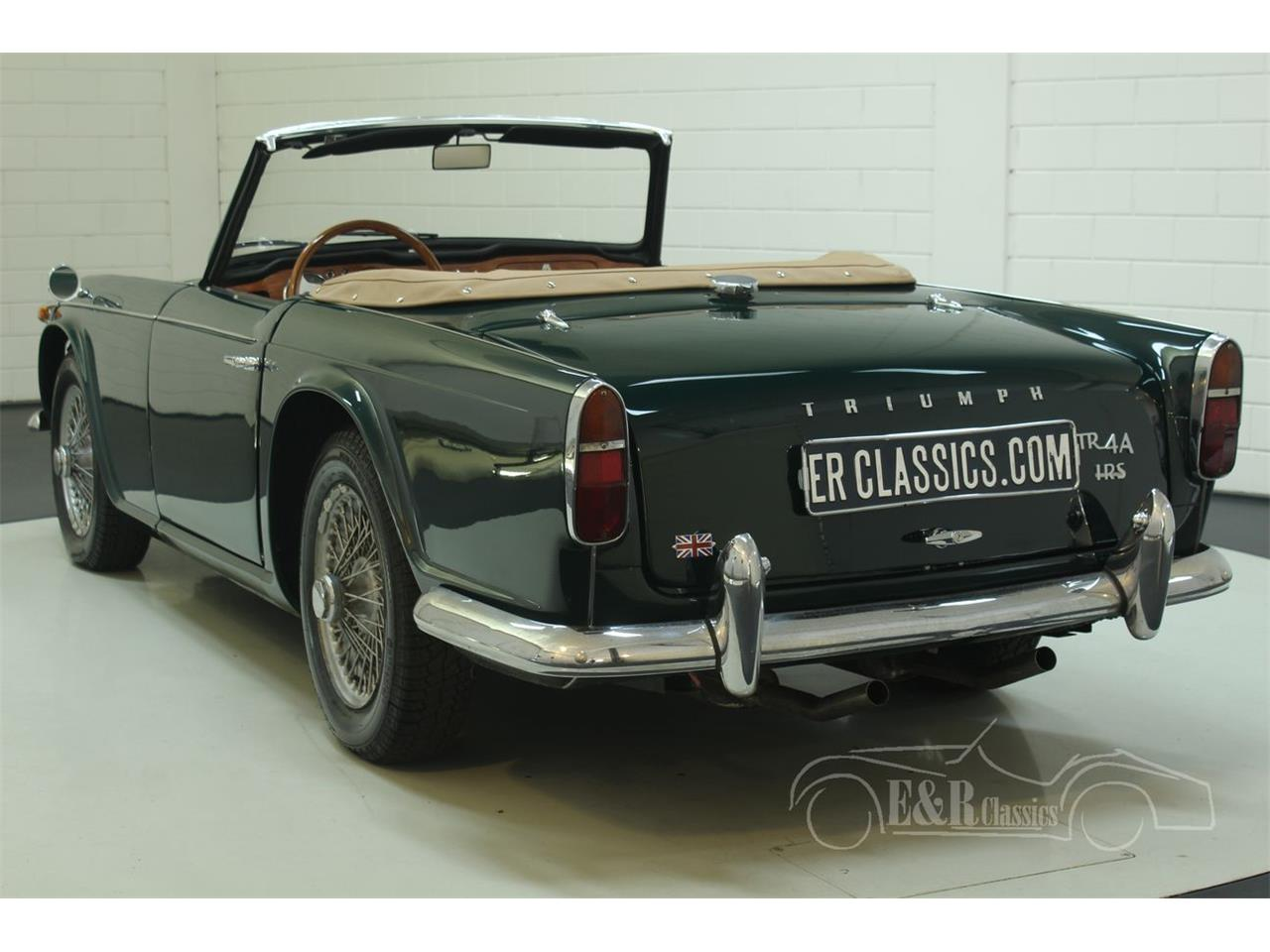 Large Picture of Classic '67 TR4 - Q45O