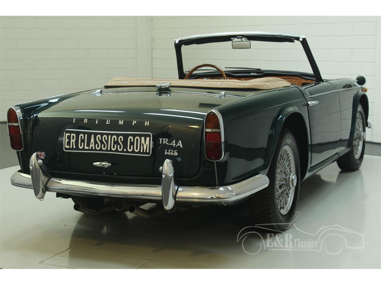 Large Picture of 1967 Triumph TR4 - $55,750.00 Offered by E & R Classics - Q45O