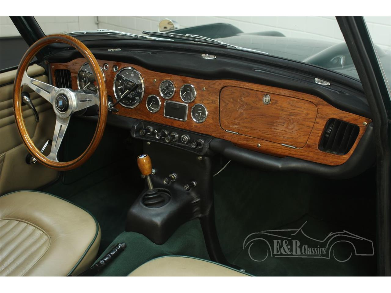 Large Picture of '67 Triumph TR4 located in Noord-Brabant - $55,750.00 - Q45O