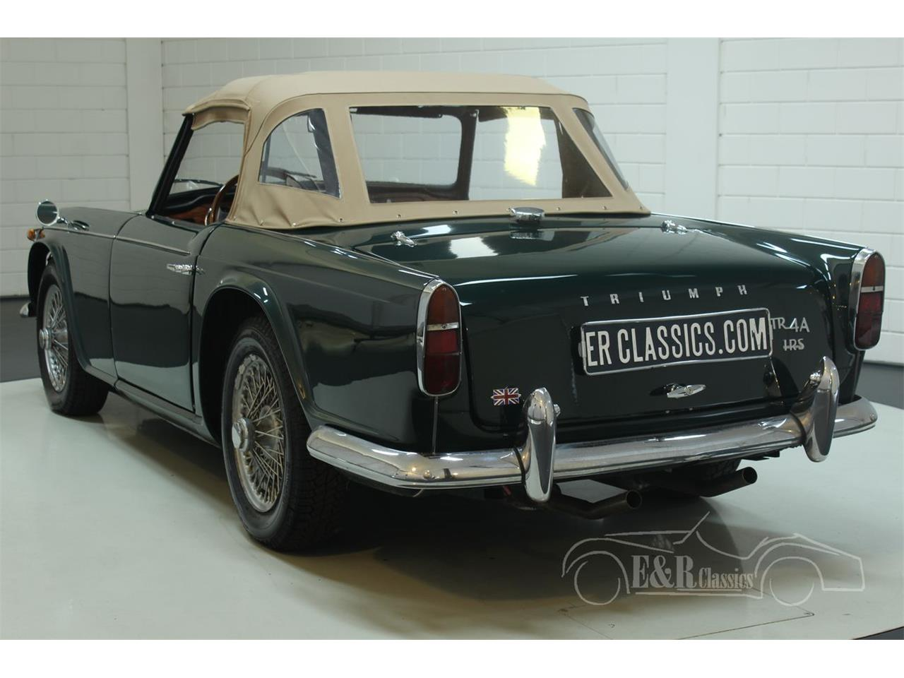 Large Picture of Classic 1967 Triumph TR4 located in Noord-Brabant - Q45O