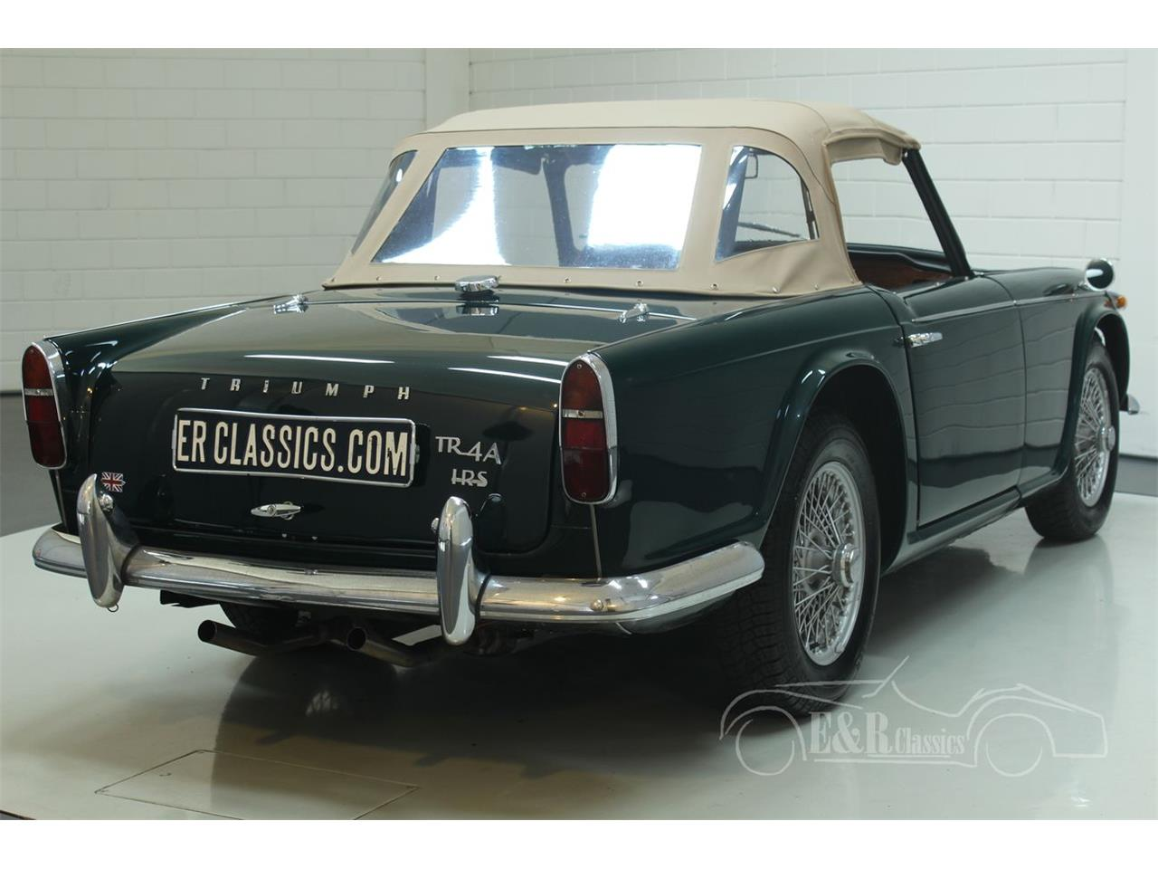 Large Picture of 1967 TR4 located in Waalwijk Noord-Brabant - Q45O