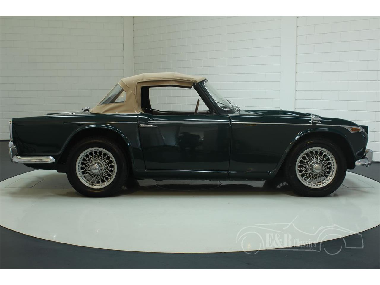 Large Picture of '67 TR4 located in Noord-Brabant Offered by E & R Classics - Q45O