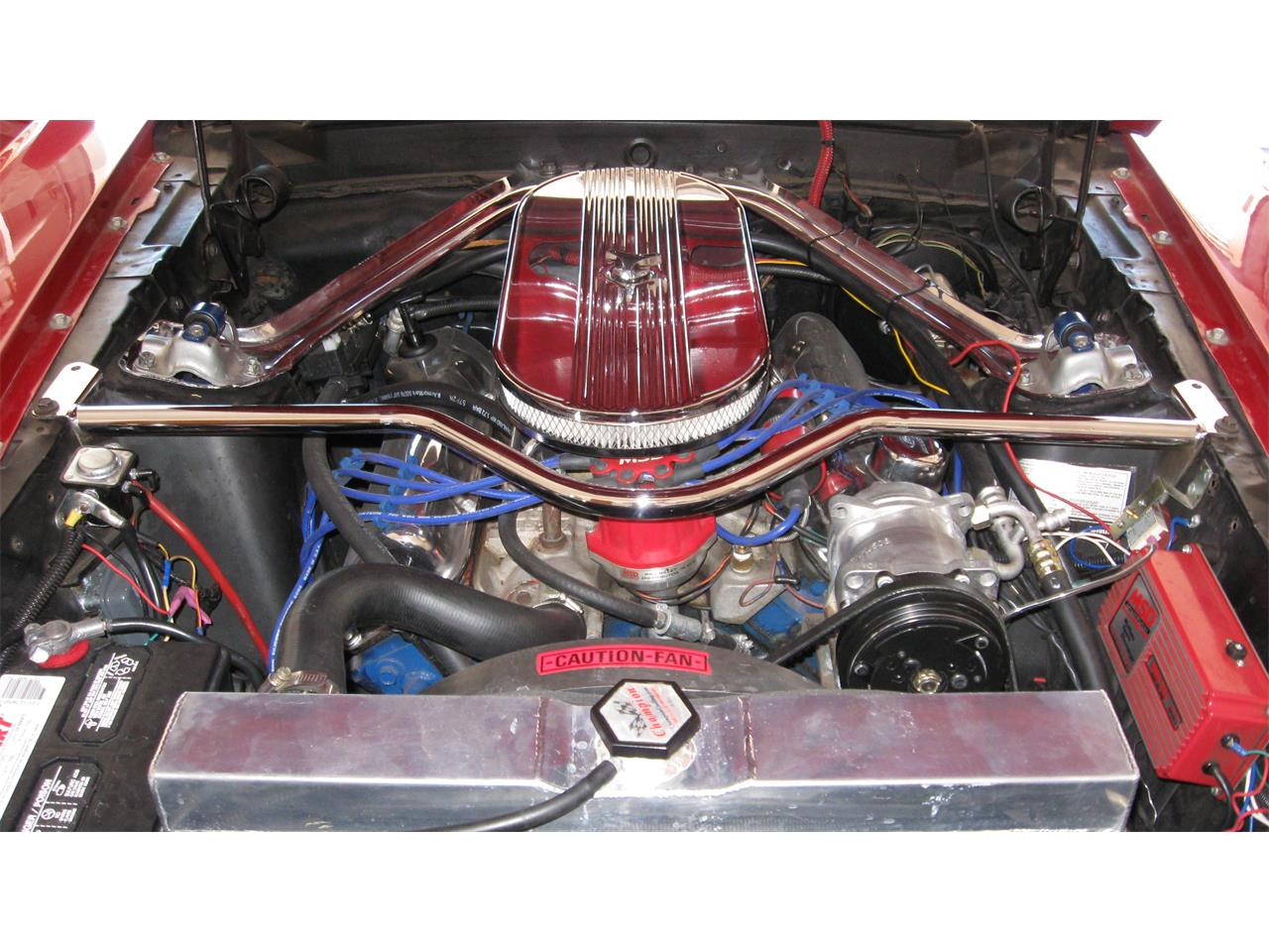 Large Picture of '69 Mustang Mach 1 - PYAL