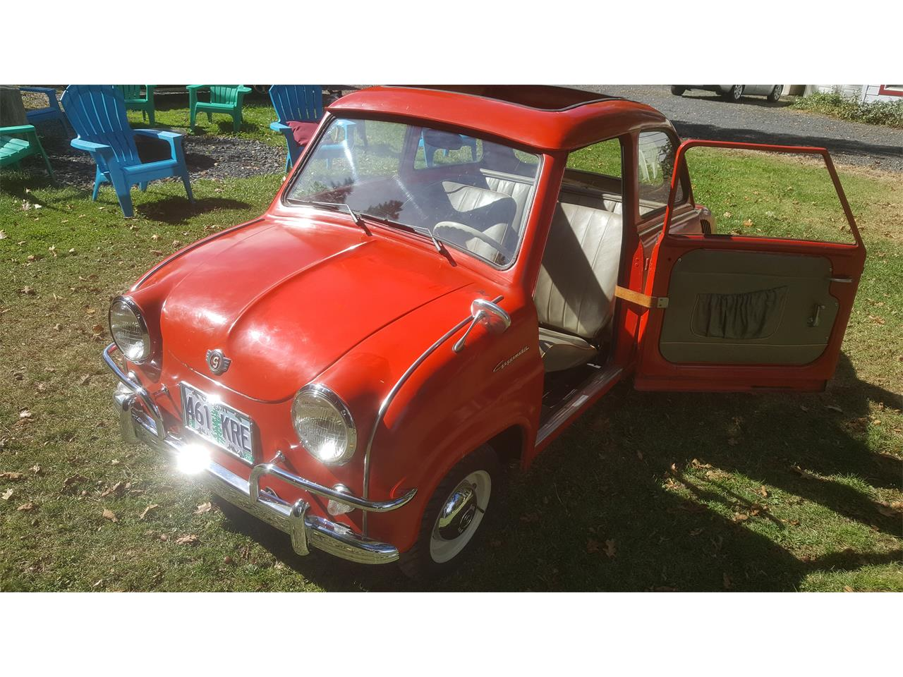 Large Picture of 1958 Goggomobil T400 - $26,200.00 - Q45V