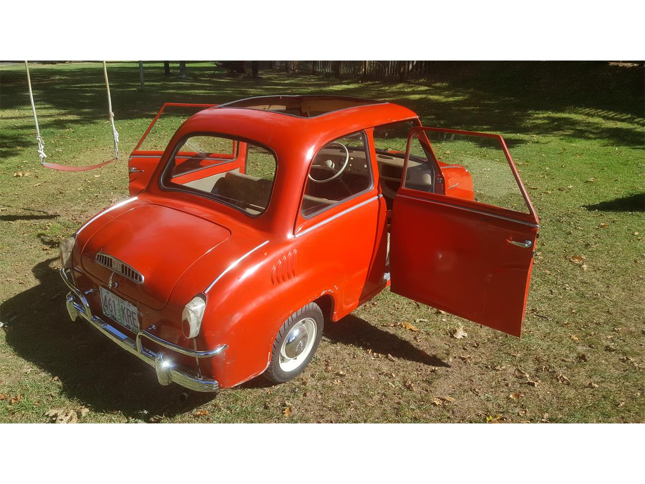 Large Picture of 1958 T400 located in Wilderville Oregon - $26,200.00 Offered by a Private Seller - Q45V