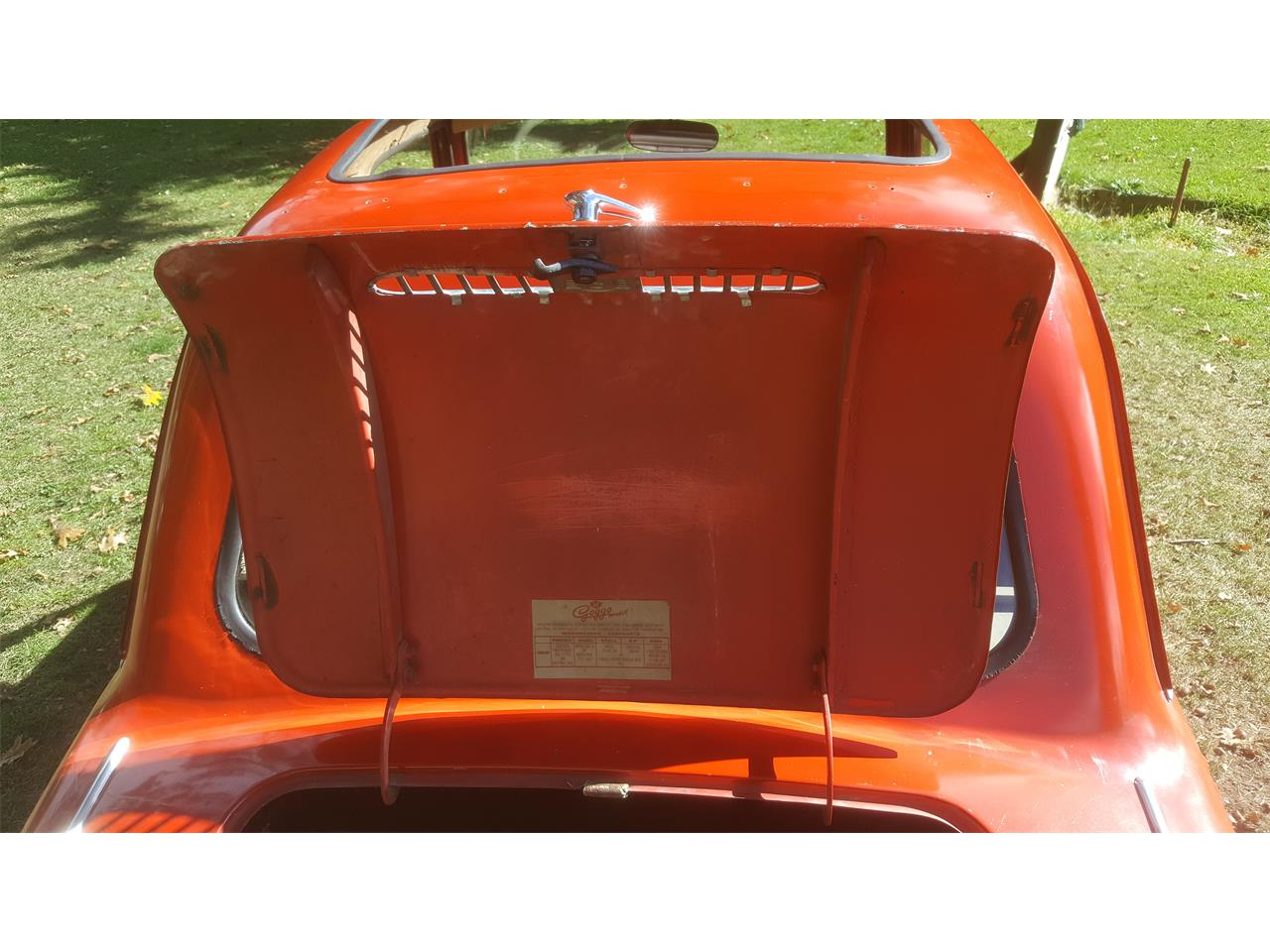 Large Picture of Classic 1958 T400 located in Oregon - $26,200.00 Offered by a Private Seller - Q45V