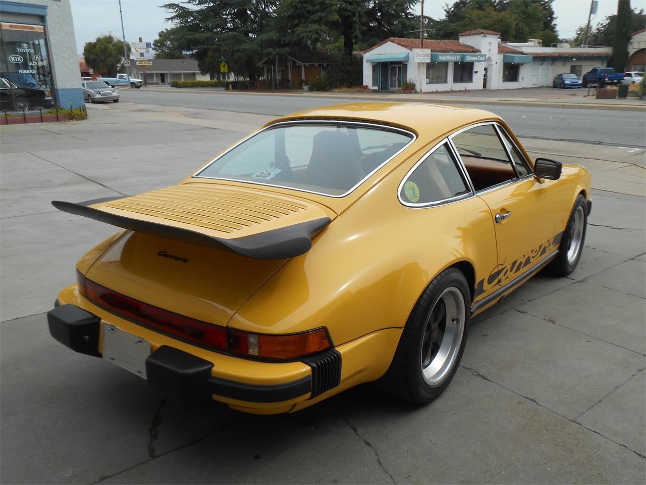 Large Picture of '78 911 Carrera - Q460