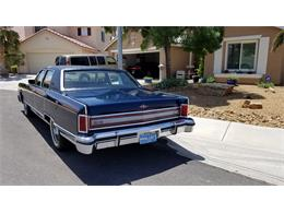 Picture of '79 Town Car - Q462