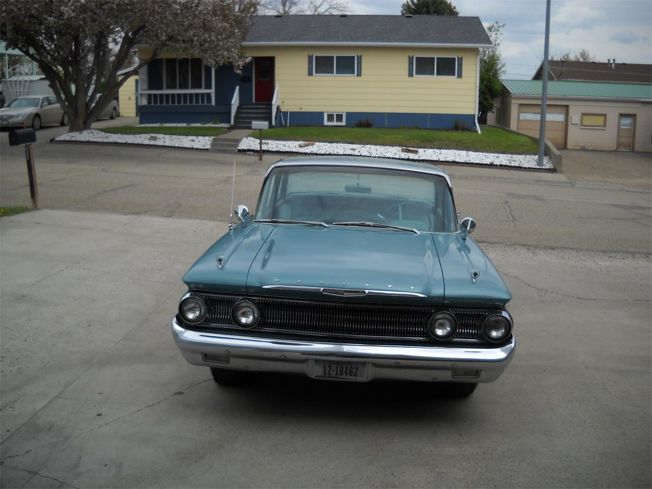 Large Picture of Classic 1960 Mercury Monterey - $6,200.00 Offered by a Private Seller - Q463