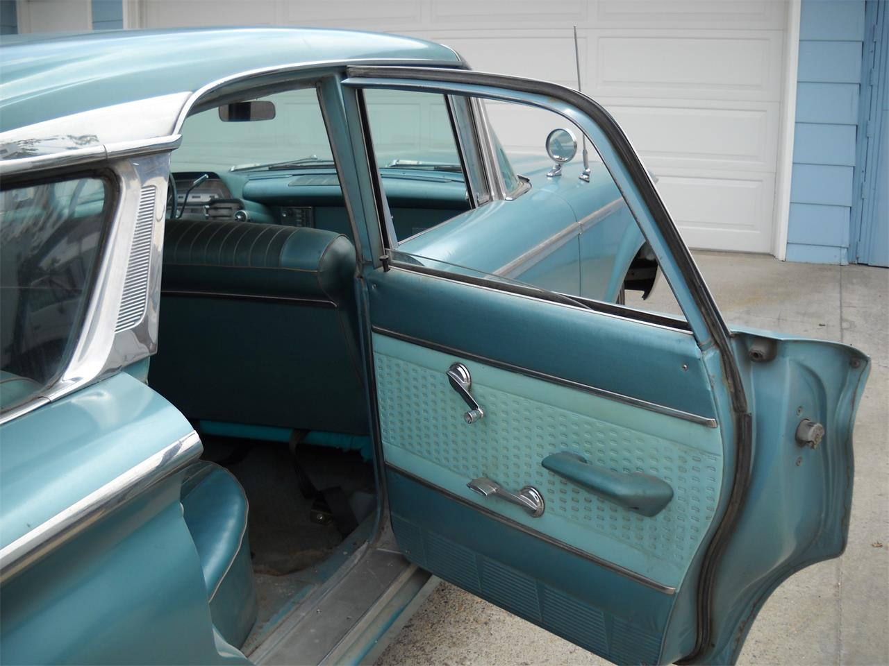 Large Picture of 1960 Mercury Monterey - Q463