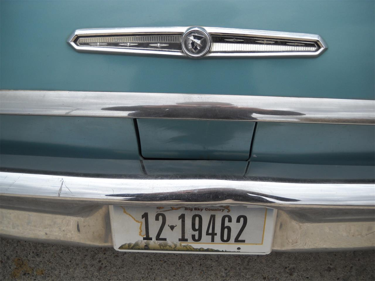 Large Picture of '60 Mercury Monterey located in Havre Montana - Q463