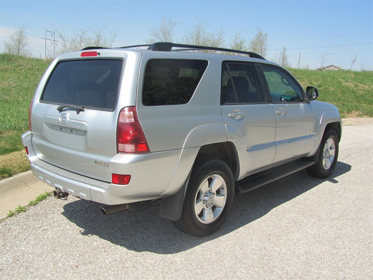 Large Picture of 2005 4Runner Offered by Classic Auto Sales - PYAM